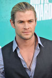 Chris Hemsworth Stock Photo