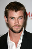 Chris Hemsworth Royalty Free Stock Photos