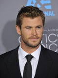 chris hemsworth obrazy stock