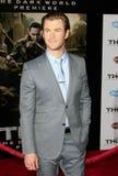 Chris Hemsworth Royalty-vrije Stock Foto