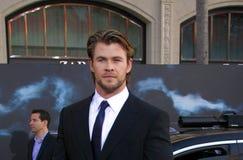 Chris Hemsworth photo libre de droits