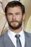 Chris Hemsworth photographie stock libre de droits