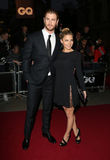 Chris Hemsworth,Elsa Pataki Stock Image