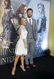 Chris Hemsworth and Elsa Pataky Stock Photo