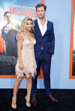 Chris Hemsworth and Elsa Pataky Royalty Free Stock Image