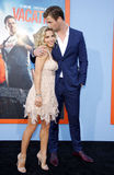 Chris Hemsworth and Elsa Pataky Royalty Free Stock Images