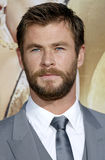 Chris Hemsworth Royalty Free Stock Photography