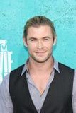 Chris Hemsworth am MTV-Film 2012 spricht Ankünfte, Gibson Amphitheater, Universalstadt, CA 06-03-12 zu lizenzfreie stockfotografie
