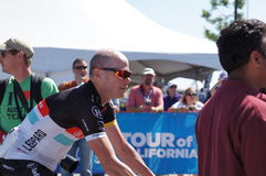 Chris Horner 2012 Amgen Tour of California  Stock Image