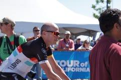 Chris Horner 2012 Amgen Tour of California  Stock Image
