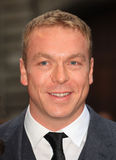 Chris Hoy Royalty Free Stock Images
