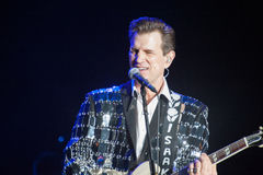 Chris Isaak Royalty Free Stock Photography
