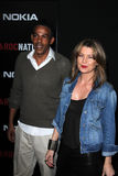 chris ivery, Ellen Pompeo Royalty Free Stock Photography