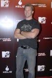 Chris Jericho auf dem roten Teppich. lizenzfreie stockbilder