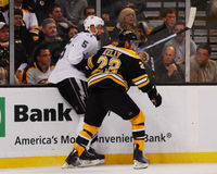 Chris Kelly, Boston Bruins Immagine Stock