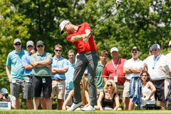 Chris Kirk at the Memorial Tournament Royalty Free Stock Photo