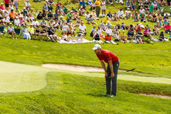 Chris Kirk at the Memorial Tournament Royalty Free Stock Photos