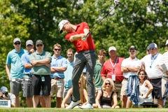 Chris Kirk på den minnes- turneringen royaltyfri foto