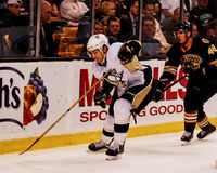 Chris Letang Pittsburgh Penguins Images libres de droits