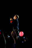 Chris Martin Photographie stock