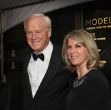 Chris Matthews Arrives 2015 au gala du temps 100 Photographie stock libre de droits