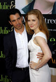 Chris Messina and Amy Adams Stock Photos