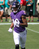Chris Moore. Baltimore Ravens WR Chris Moore #10 Stock Photography