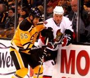 Chris Neil Ottawa Senators Stock Images