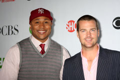 Chris O'Donnell, LL Cool J Royalty Free Stock Image