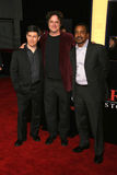 Chris Parnell, Matt Besser, Tim Meadows Stock Photography