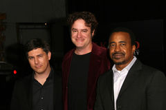 Chris Parnell, Matt Besser, Tim Meadows Royalty Free Stock Images