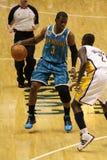 Chris Paul 3 New Orleans Hornets Cross Over Stock Photo