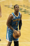 Chris Paul New Orleans Hornets free-throw Royalty Free Stock Photography