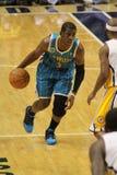 Chris Paul New Orleans Hornets Handeling Ball Stock Photography