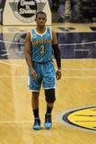 Chris Paul New Orleans Hornets Mid-court Stock Image