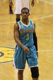 Chris Paul New Orleans Hornets Resuming Play Royalty Free Stock Images