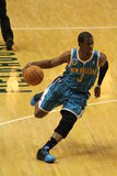 Chris Paul New Orleans Hornets Slashing to bucket Royalty Free Stock Image