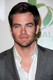 Chris Pine Royalty Free Stock Photo
