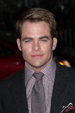 Chris Pine Royalty Free Stock Photography