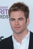 Chris Pine Royalty Free Stock Images