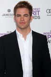 Chris Pine Stock Photo