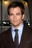 Chris Pine Royalty Free Stock Image