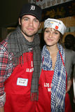 Chris Pine,Beau Garrett Stock Images