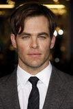 Chris Pine Royalty Free Stock Photos