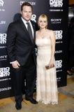 Chris Pratt και Anna Faris Στοκ εικόνες με δικαίωμα ελεύθερης χρήσης