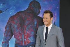 Chris Pratt images libres de droits