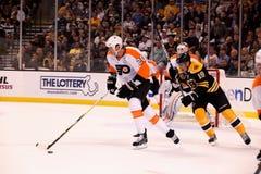 Chris Pronger. Philadelphia Flyers captain Chris Pronger #20 royalty free stock images