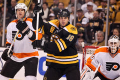 Chris Pronger and Nathan Horton Stock Images