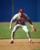 Chris Sabo, Cincinnati Reds Royalty-vrije Stock Foto's