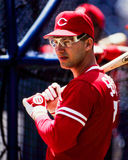 Chris Sabo, Cincinnati Reds Stock Images